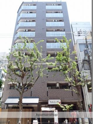 大阪府大阪市中央区、天満橋駅徒歩5分の築16年 10階建の賃貸マンション