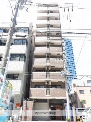 大阪府大阪市中央区、堺筋本町駅徒歩5分の築12年 10階建の賃貸マンション