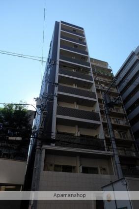 大阪府大阪市西区、汐見橋駅徒歩9分の築3年 11階建の賃貸マンション