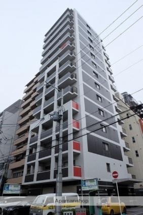 大阪府大阪市西区、汐見橋駅徒歩7分の築8年 14階建の賃貸マンション