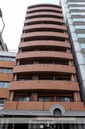 大阪府大阪市浪速区、JR難波駅徒歩8分の築13年 11階建の賃貸マンション