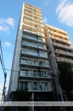大阪府大阪市西区、阿波座駅徒歩7分の築10年 14階建の賃貸マンション