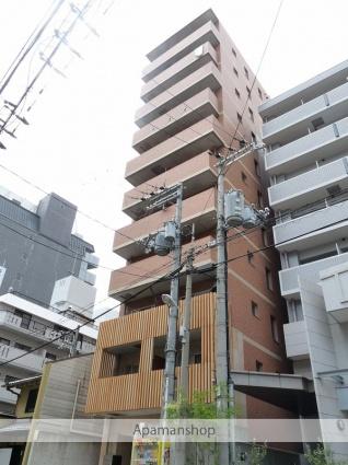大阪府大阪市西区、渡辺橋駅徒歩8分の築10年 11階建の賃貸マンション