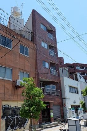 大阪府大阪市浪速区、今宮駅徒歩1分の築38年 5階建の賃貸マンション