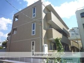 大阪府大阪市阿倍野区、松虫駅徒歩8分の築6年 3階建の賃貸アパート