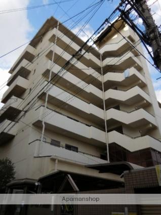大阪府大阪市阿倍野区、阿倍野駅徒歩8分の築29年 8階建の賃貸マンション