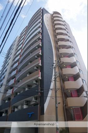大阪府大阪市福島区、野田駅徒歩5分の新築 14階建の賃貸マンション