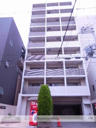 大阪府大阪市阿倍野区、昭和町駅徒歩15分の築10年 9階建の賃貸マンション