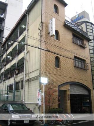大阪府大阪市天王寺区、鶴橋駅徒歩5分の築34年 4階建の賃貸マンション