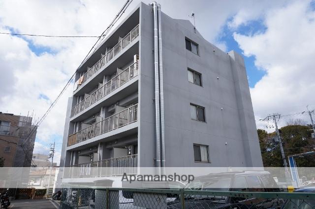 大阪府豊中市、岡町駅徒歩17分の築5年 5階建の賃貸マンション