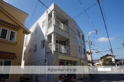 大阪府豊中市、曽根駅徒歩11分の築27年 3階建の賃貸マンション