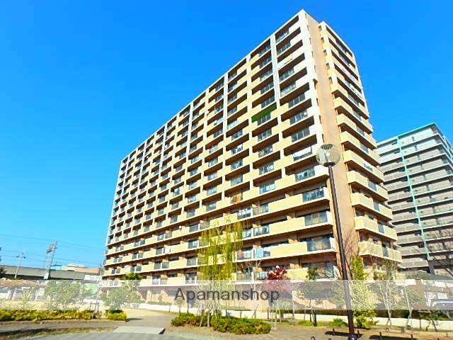 大阪府堺市堺区、七道駅徒歩7分の築20年 15階建の賃貸マンション
