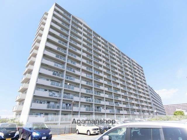 大阪府堺市北区、浅香駅徒歩1分の築21年 10階建の賃貸マンション