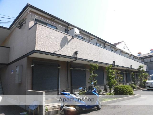 大阪府堺市堺区、湊駅徒歩16分の築13年 2階建の賃貸アパート