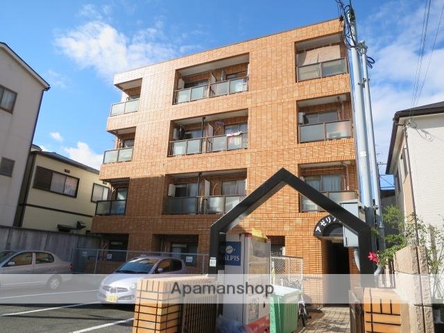 大阪府堺市堺区、浅香駅徒歩14分の築29年 4階建の賃貸マンション