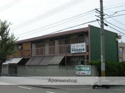 大阪府堺市北区、百舌鳥八幡駅徒歩15分の築39年 2階建の賃貸アパート