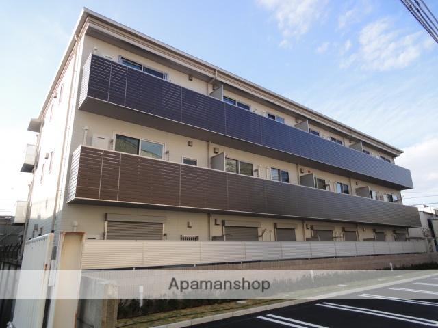 大阪府堺市堺区、七道駅徒歩5分の築5年 3階建の賃貸マンション