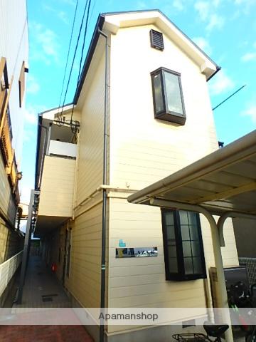 大阪府堺市堺区、七道駅徒歩7分の築16年 2階建の賃貸アパート