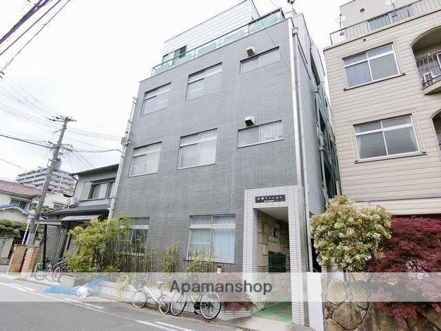 大阪府堺市堺区、三国ヶ丘駅徒歩8分の築45年 4階建の賃貸マンション