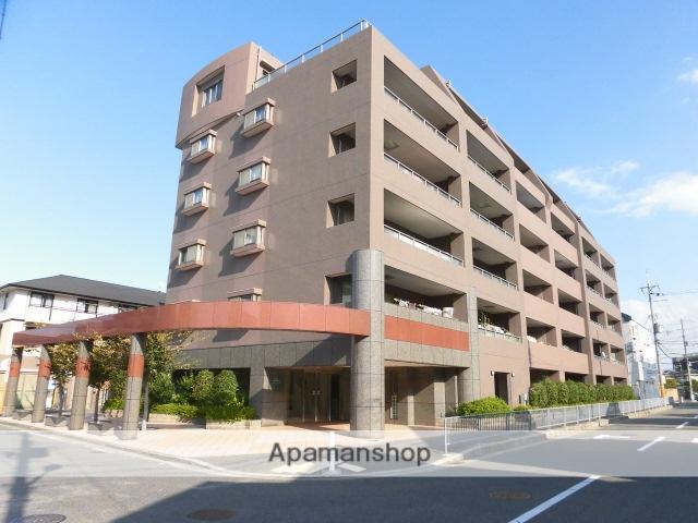 大阪府堺市北区、百舌鳥八幡駅徒歩17分の築16年 6階建の賃貸マンション