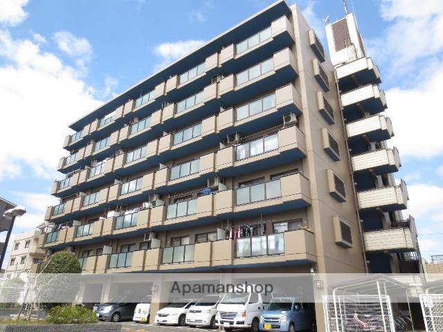 大阪府堺市北区、堺市駅徒歩5分の築25年 7階建の賃貸マンション