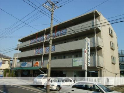大阪府堺市北区、中百舌鳥駅徒歩20分の築24年 4階建の賃貸マンション
