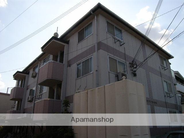 大阪府堺市堺区、堺駅徒歩8分の築21年 3階建の賃貸マンション