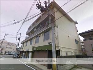 大阪府堺市北区、三国ケ丘駅徒歩2分の築35年 4階建の賃貸マンション