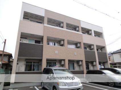 大阪府堺市西区、石津川駅徒歩3分の築5年 3階建の賃貸アパート