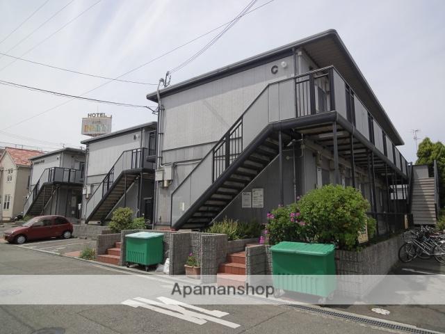 大阪府堺市堺区、堺東駅徒歩11分の築21年 2階建の賃貸アパート