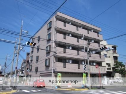 大阪府堺市堺区、堺市駅徒歩20分の築15年 5階建の賃貸マンション