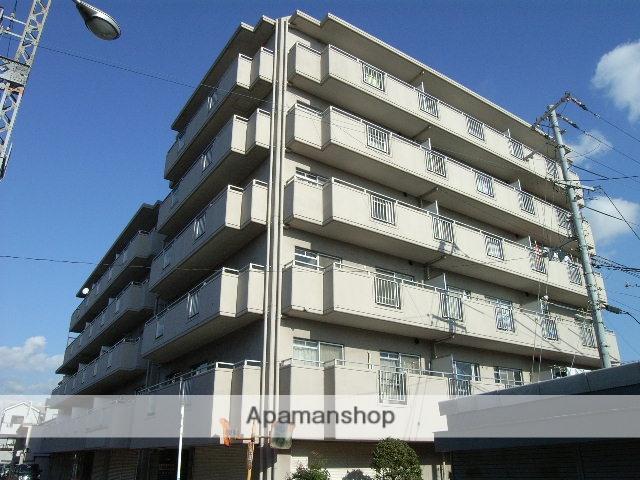 大阪府堺市西区、湊駅徒歩25分の築29年 6階建の賃貸マンション