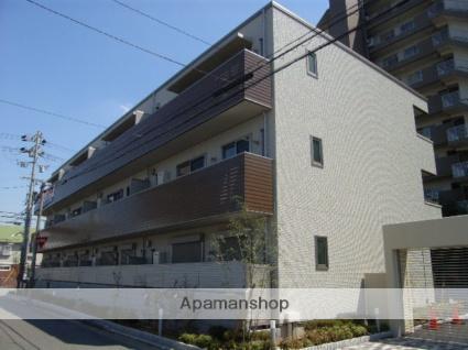 大阪府堺市西区、石津川駅徒歩7分の築5年 3階建の賃貸アパート