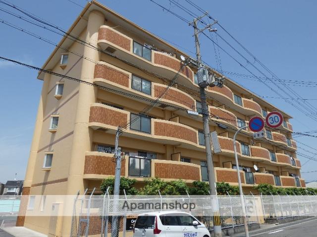 大阪府高石市、富木駅徒歩12分の築23年 5階建の賃貸マンション