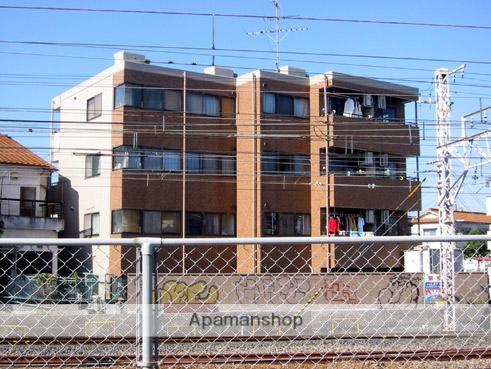 大阪府堺市西区、富木駅徒歩18分の築25年 4階建の賃貸マンション