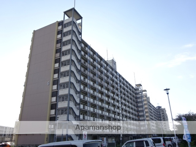 大阪府堺市西区の築36年 11階建の賃貸マンション