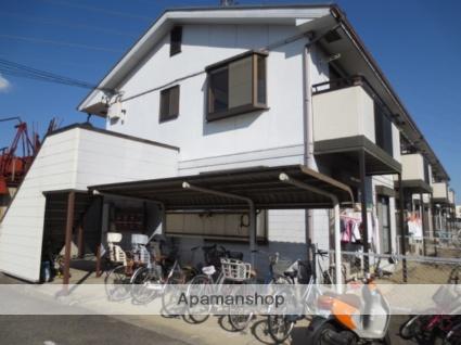 大阪府高石市、富木駅徒歩14分の築21年 2階建の賃貸アパート