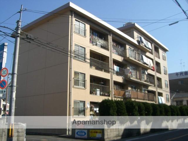 大阪府高石市、富木駅徒歩18分の築38年 5階建の賃貸マンション