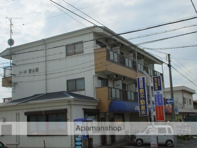 大阪府高石市、富木駅徒歩2分の築19年 3階建の賃貸マンション