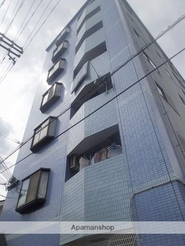 大阪府大阪市東成区、鶴橋駅徒歩12分の築25年 7階建の賃貸マンション