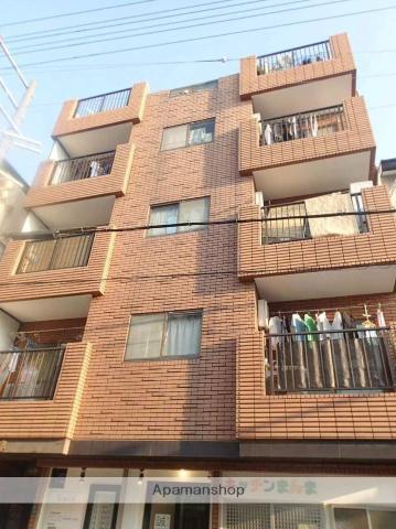 大阪府大阪市東成区、鶴橋駅徒歩10分の築27年 5階建の賃貸マンション