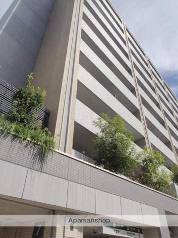 大阪府大阪市東成区、緑橋駅徒歩15分の築10年 10階建の賃貸マンション