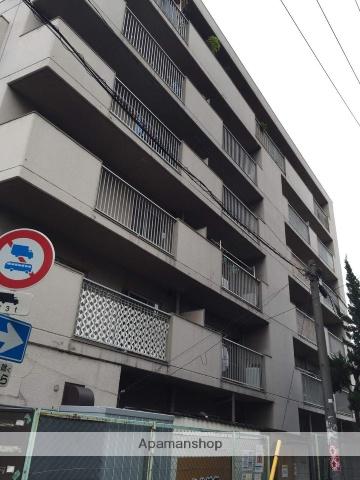 大阪府大阪市東成区、鶴橋駅徒歩8分の築30年 7階建の賃貸マンション