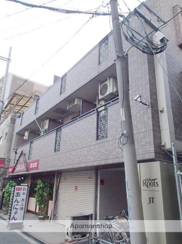 大阪府大阪市天王寺区、鶴橋駅徒歩2分の築19年 5階建の賃貸マンション