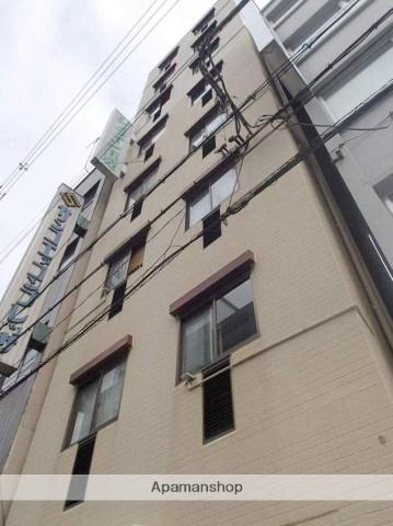 大阪府大阪市天王寺区、鶴橋駅徒歩13分の築30年 8階建の賃貸マンション