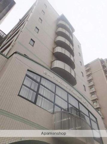 大阪府大阪市天王寺区、鶴橋駅徒歩13分の築26年 9階建の賃貸マンション