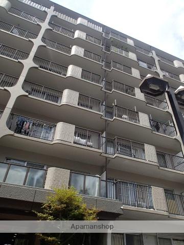大阪府大阪市東成区、大阪城公園駅徒歩13分の築31年 8階建の賃貸マンション