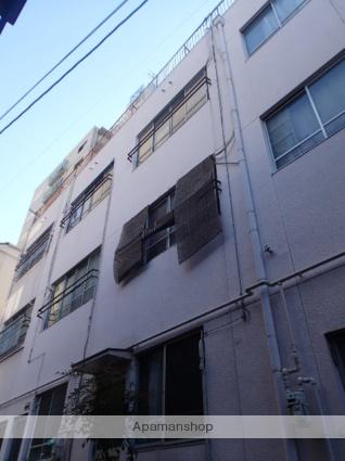 大阪府大阪市中央区、谷町六丁目駅徒歩3分の築45年 3階建の賃貸マンション