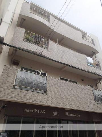 大阪府大阪市天王寺区、大阪上本町駅徒歩14分の築38年 5階建の賃貸マンション