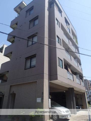 大阪府大阪市天王寺区、鶴橋駅徒歩7分の築25年 6階建の賃貸マンション